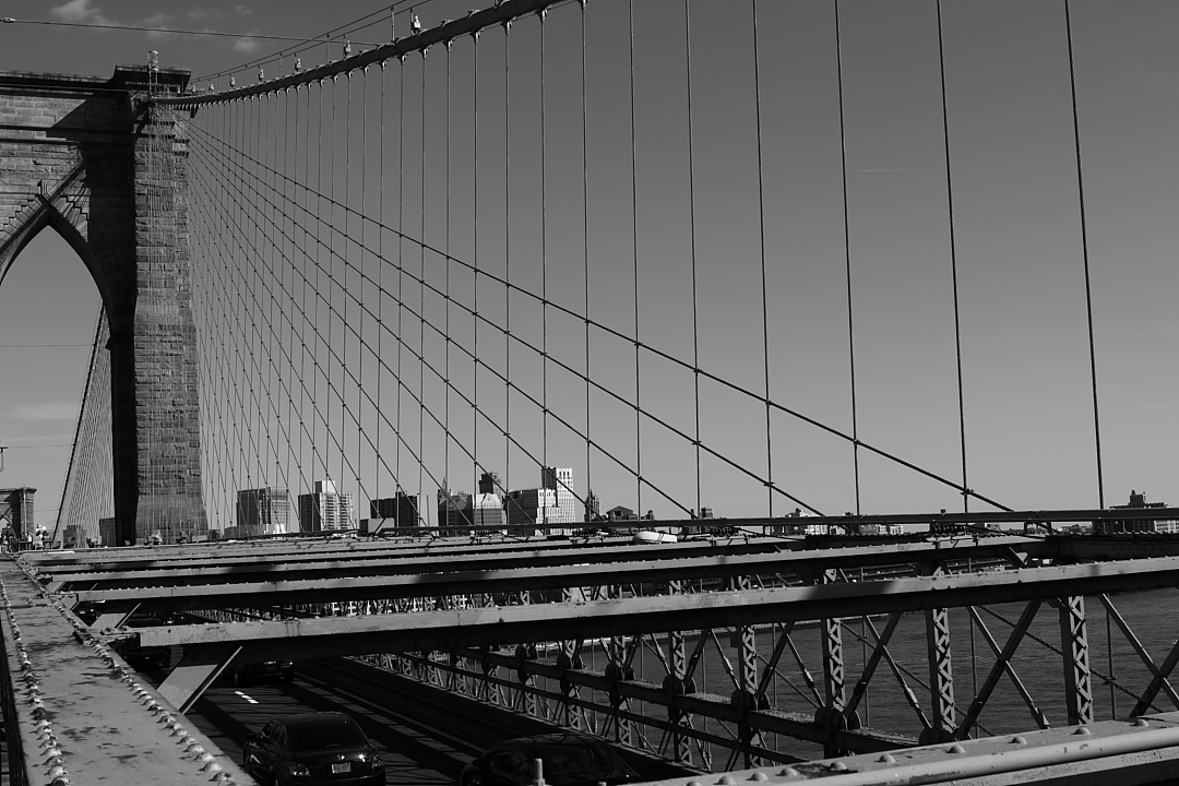 nyc architecture brooklyn bridge