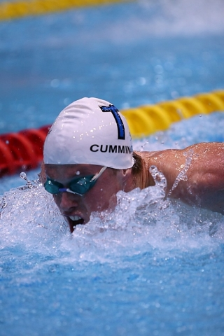 Canada Quebec Cup swimming competition Montreal swimmer