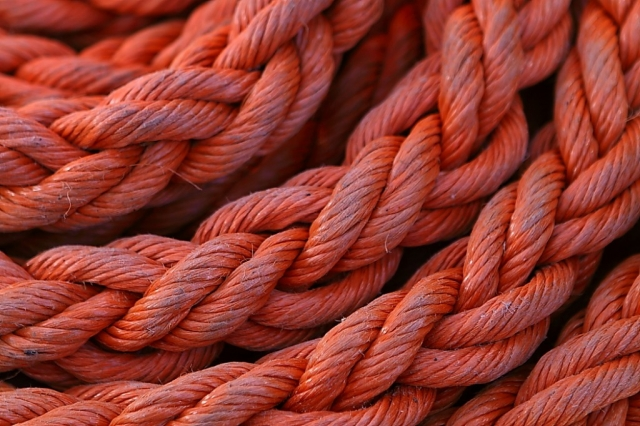 old ship sailboat red rope