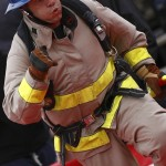 firefit competition running firefighter